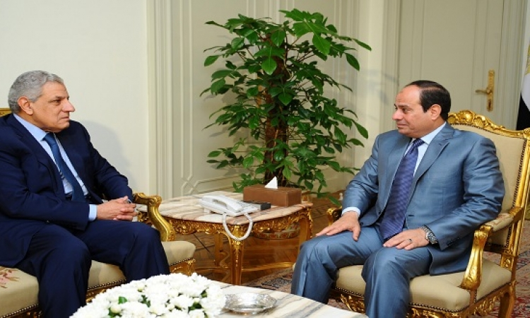 السيسى يرفض موازنة حكومة محلب .. والمالية تعيد النظر فى بنودها سرًّا
