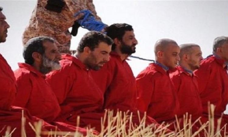 بالفيديو .. وزير دفاع يتعد بالثأر لألفى عراقى بنينوى اعدمهم داعش