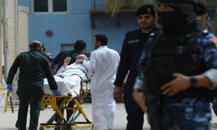 القبض على سائق السيارة التى أقلت انتحارى الكويت