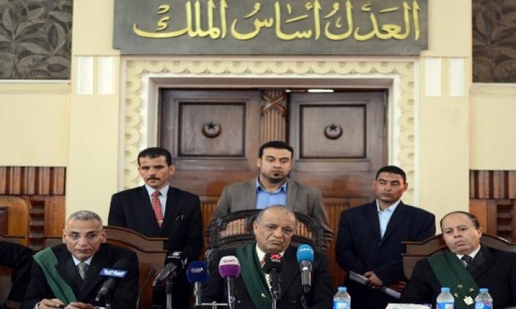 النقض تلغى حكم براءة مبارك فى قتل المتظاهرين .. وتعيد محاكمته 5 نوفمبر