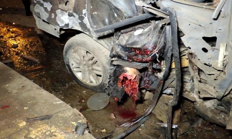 3 وفيات حصيلة انفجار سيارة بمحيط قسم ثان أكتوبر