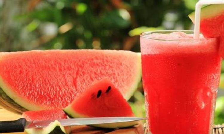 فوائد قشر البطيخ على صحة الانسان
