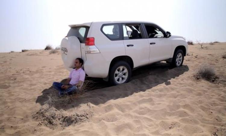الآثار تقتل 5 مصريين وأردنى عطشاً فى الصحراء