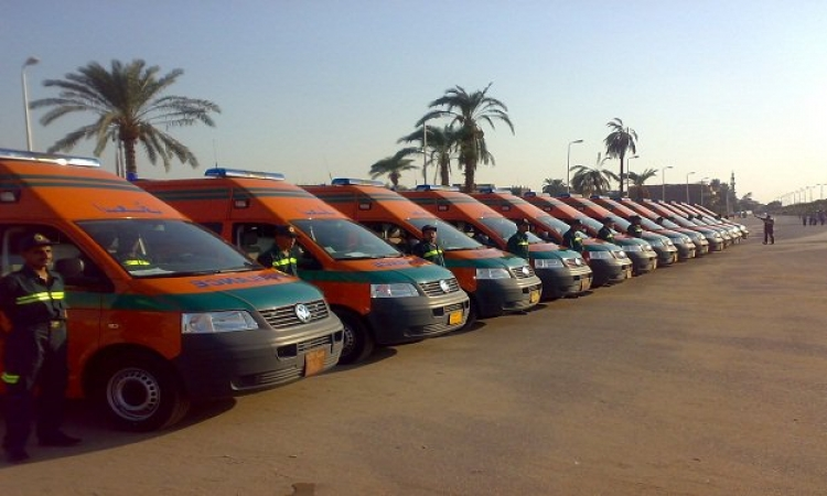 الصحة: زيادة عدد سيارات الإسعاف وإلغاء الإجازات استعدادًا للعيد