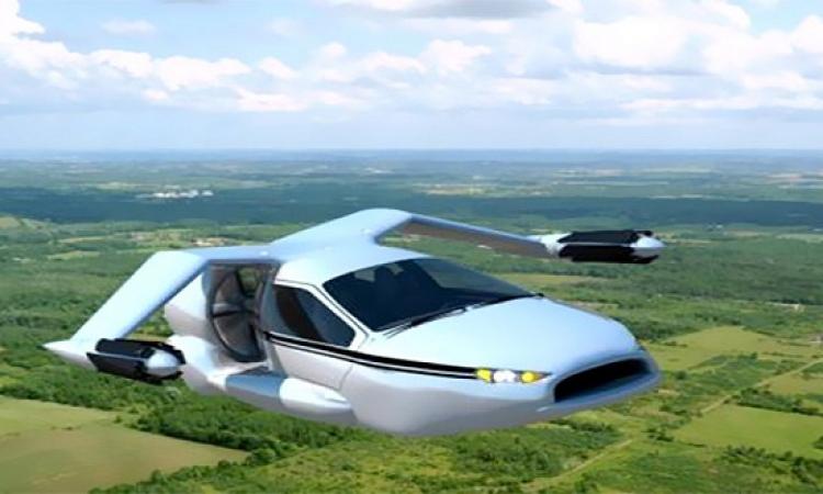 شركة ايروموبيل تحاول تصنيع سيارة طائرة للأثرياء فقط.. كالعادة طبعا