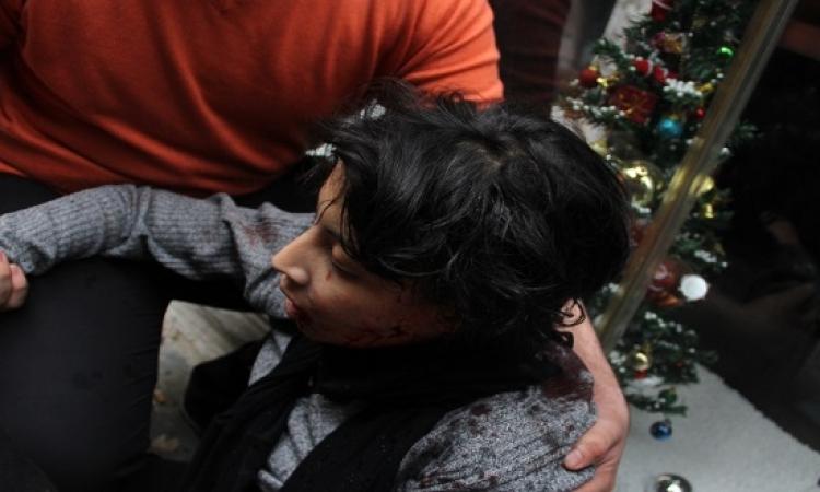السجن المشدد 15 عاما للضابط المتهم بقتل شيماء الصباغ