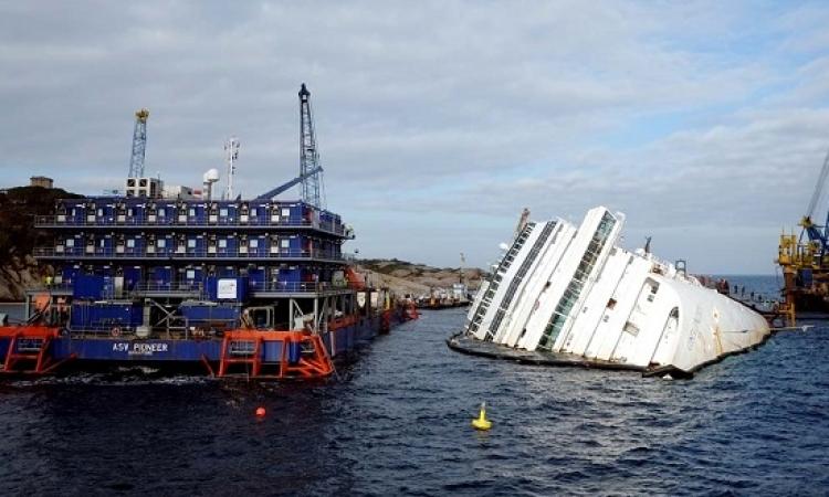 مصرع اكثر من 400 شخص فى غرق سفينة ركاب صينية