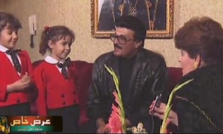 بالفيديو.. سوزان حسن تستضيف سمير غانم والقطتين دنيا وإيمى