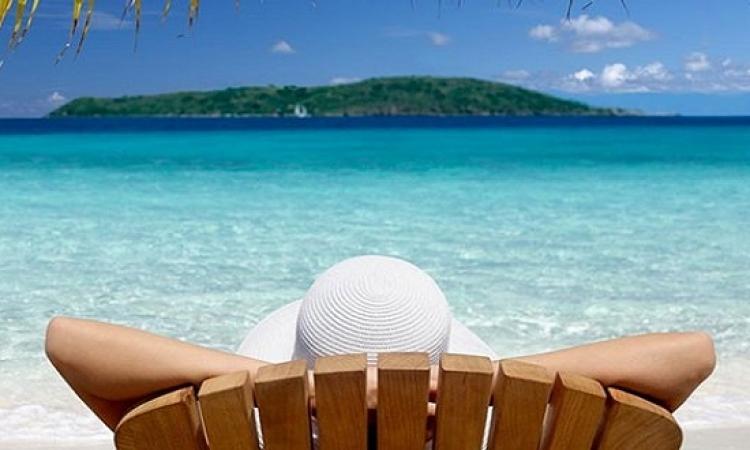 نصائح أثناء النزول أو الخروج من البحر أو حمامات السباحة