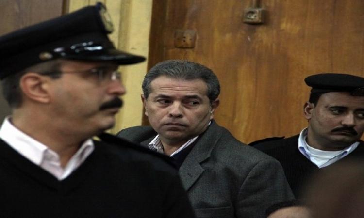 الداخلية: توفيق عكاشة تعرض لحادث طريق ولا صحة من محاولة اغتياله