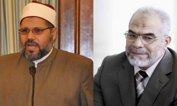 اعتقال محمود غزلان وعبد الرحمن البر عقب الكشف عن مخطط إرهابى للإخوان