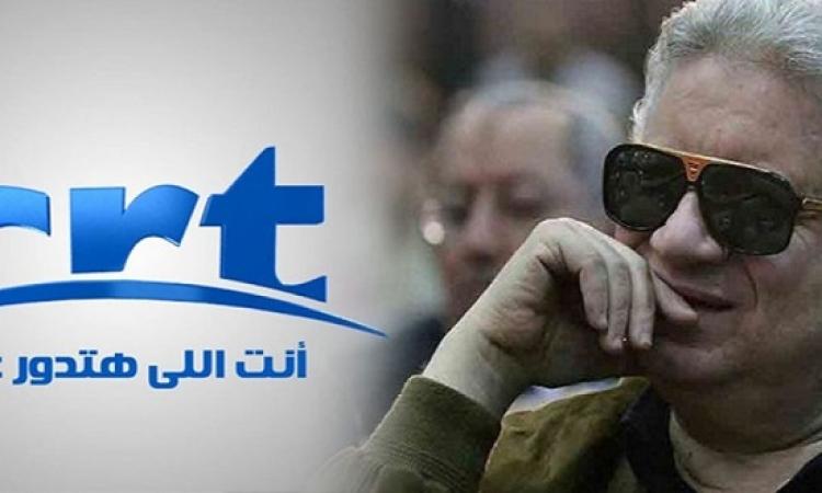 بالصور .. CRT تمنع مرتضى منصور من الظهور على شاشتها قبل الاعتذار للأهلى