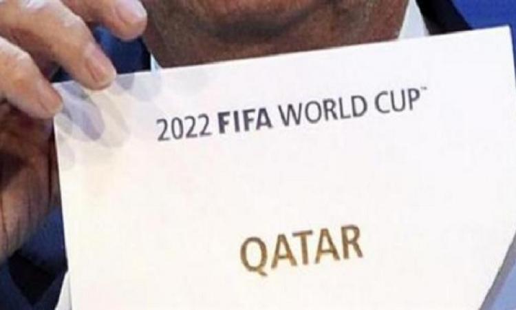 رئيس الأتحاد الإنجليزى : عصر بلاتر انتهى على قطر ان تخاف