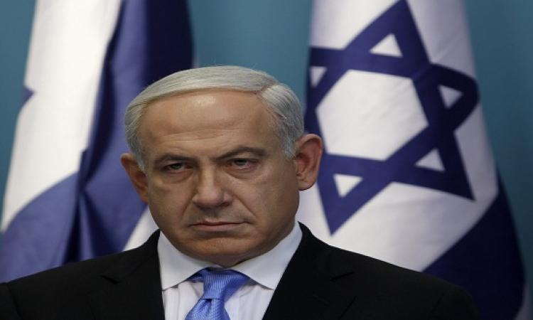 نتنياهو للرئيس الفلسطينى : قتل الطفل حرقاًَ هو عمل إرهابى