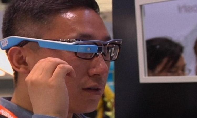 """شركة صينية تطلق نظارة ذكية ثلث سعر """"جوجل جلاس"""""""