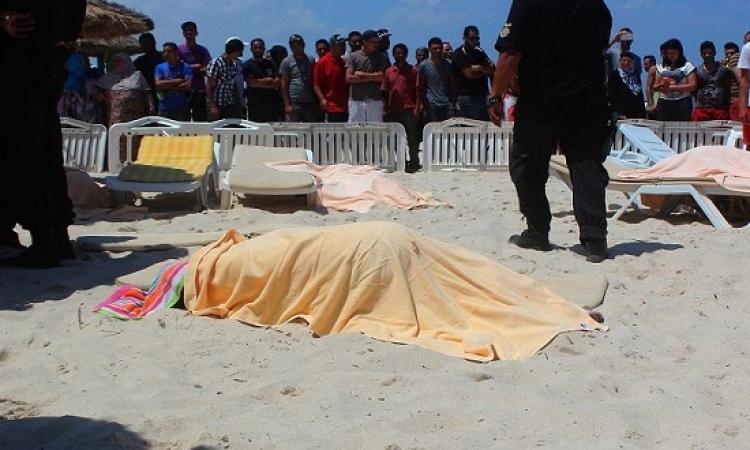 داعش يتبنى الهجوم على فندق امبريال فى سوسة بتونس .. والضحايا يرتفعون إلى 39 قتيلاً