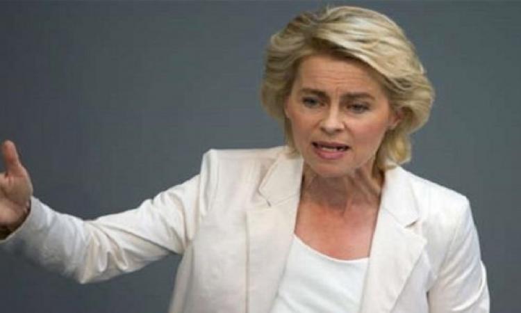 وزير الدفاع الألمانية: علينا تقبل الهزيمة.. لا يمكن تحقيق تقدم فى مكافحة داعش