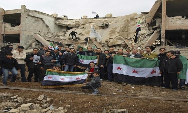 داعش يسيطر على مارع شمال سوريا