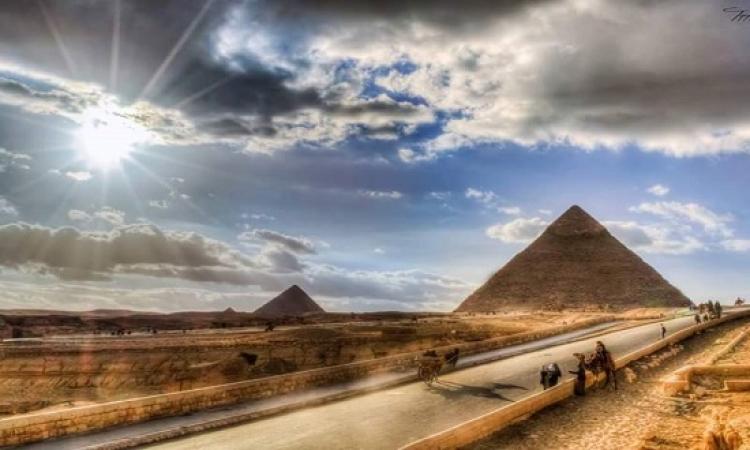 بالصور .. الجمال الساحر لمصر .. نبص جوة شوية