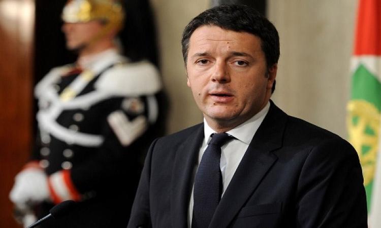رئيس الوزراء الإيطالى يحمل المجتمع الدولى المسؤولية عن الفوضى فى ليبيا