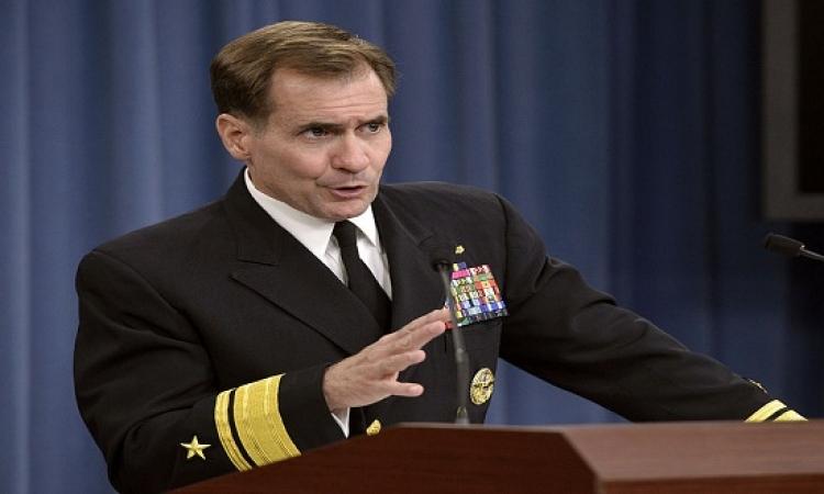 الولايات المتحدة تأكد على إلتزامها بعلاقات الدفاع مع مصر