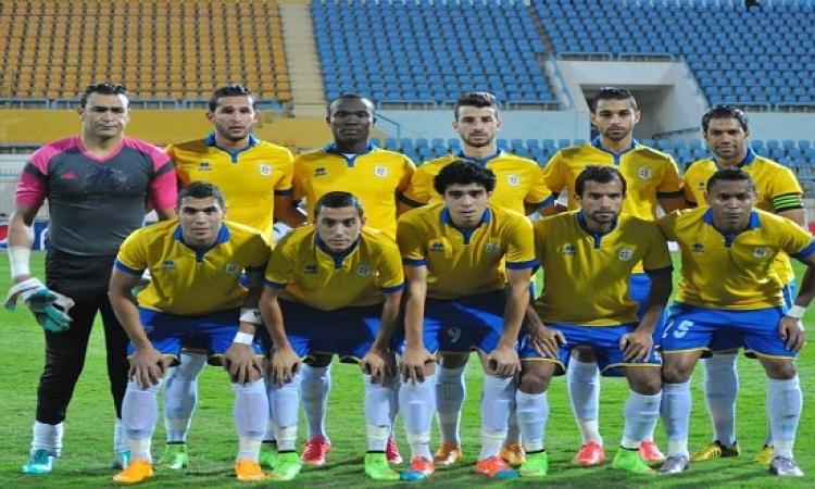 وزارة الشباب والرياضة تدعم نادى الإسماعيلى بنصف مليون جنية