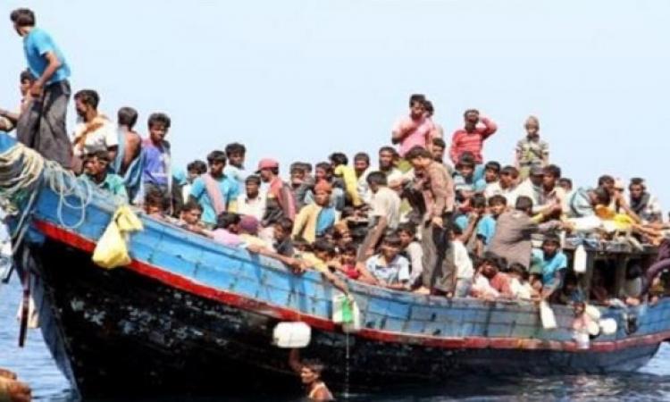سجن 20 شخص فى ميانمار لتهريبهم البشر
