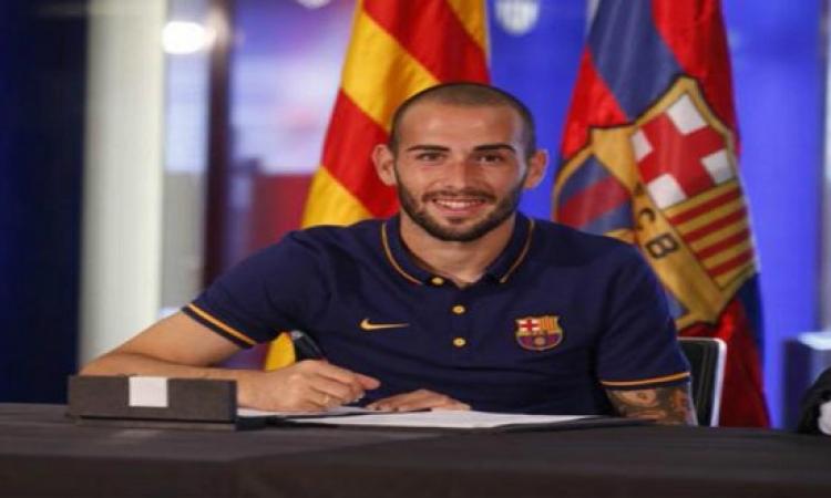 برشلونة يعلن ضم فيدال الى صفوفهم