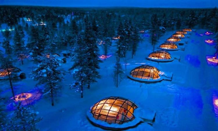 جولة فى المدينة الساحرة فنلندا