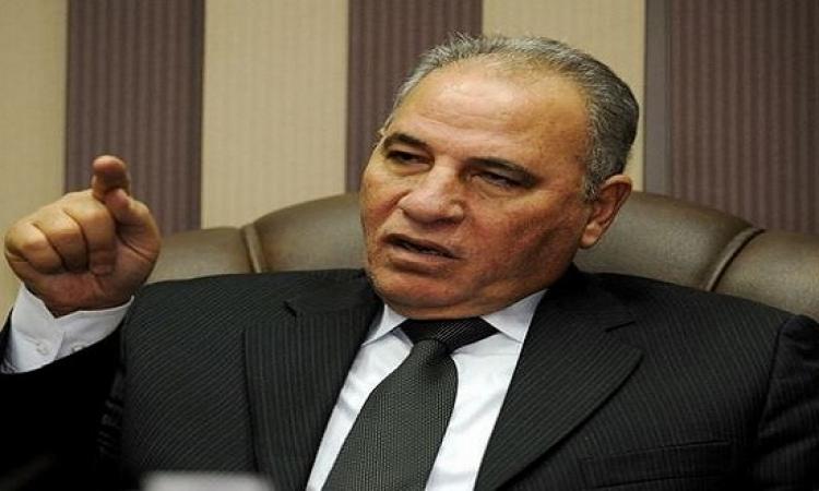 الزند : فوز مصر يعكس مدى التقدير الذى تحظى به بين المجتمع الدولى