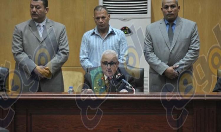 بالصور .. محاكمة المتهمين فى قضية مذبحة بورسعيد