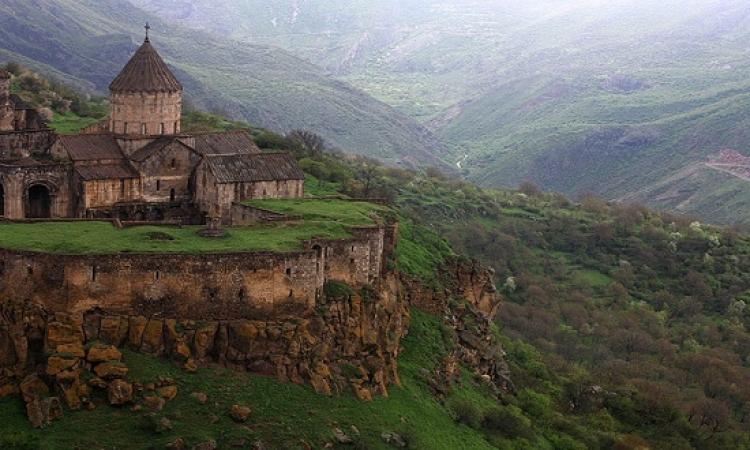 ارمينيا الجميلة .. وطبيعتها الجبلية الساحرة