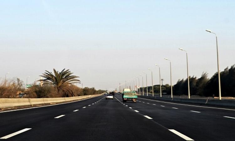 غلق الطريق الصحراوى اعتبارا من مساء اليوم حتى منتصف ظهر الجمعة