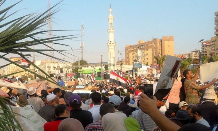 تأجيل محاكمة 36 إرهابيا إلى 27 يونيو لاستغلالهم معتصمى رابعة والنهضة فى تنفيذ عمليات إرهابية