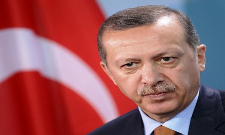 اردوغان : تطورات سوريا تزيد استعداد الأكراد لمناهضة الوحدة الوطنية