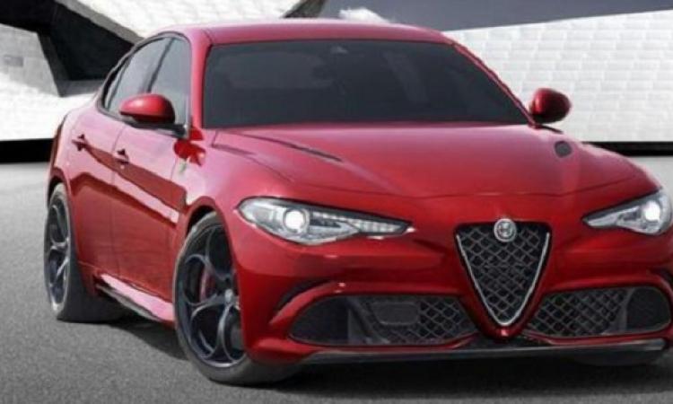 ألفا روميو تكشف عن السيارة Giulia الجديدة