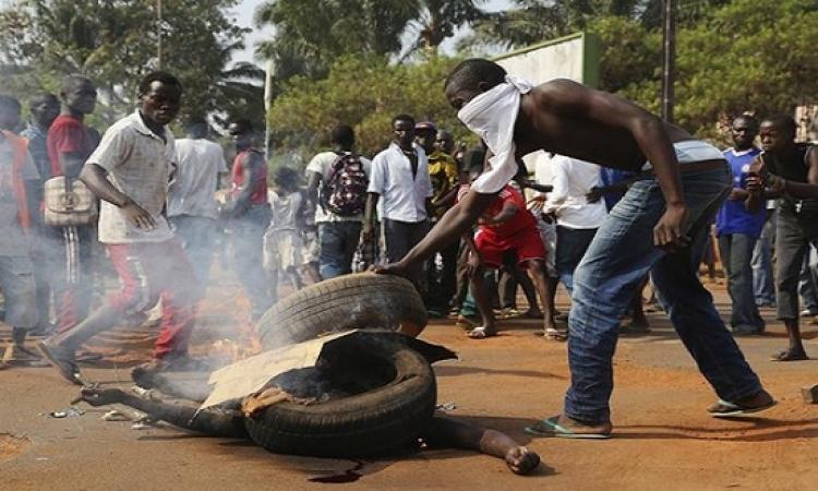 فورين بوليسى: القادة السياسيين مسؤولين عن المآس التى تشهدها إفريقيا الوسطى