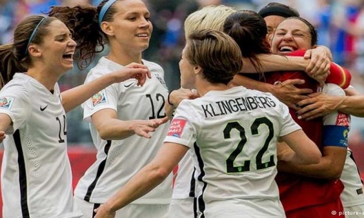 أمريكا تقتنص لقب مونديال السيدات من اليابان بخماسية