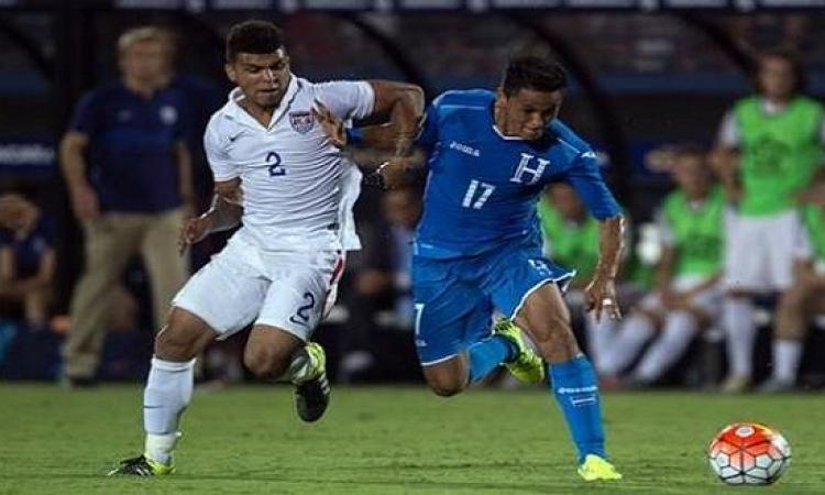أمريكا تفتتح الكأس الذهبية لكرة القدم بفوزها على هندوراس 2 – 1