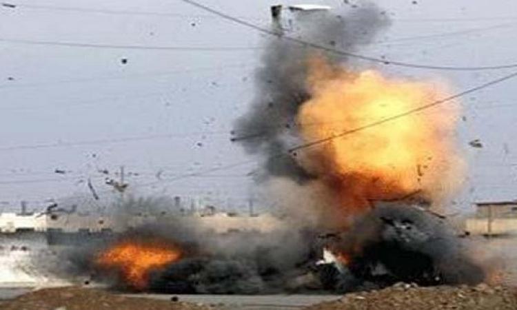 المتحدث العسكرى : استشهاد ضابط و3 جنود وإصابة 3 آخرين فى انفجار مركبة عسكرية برفح