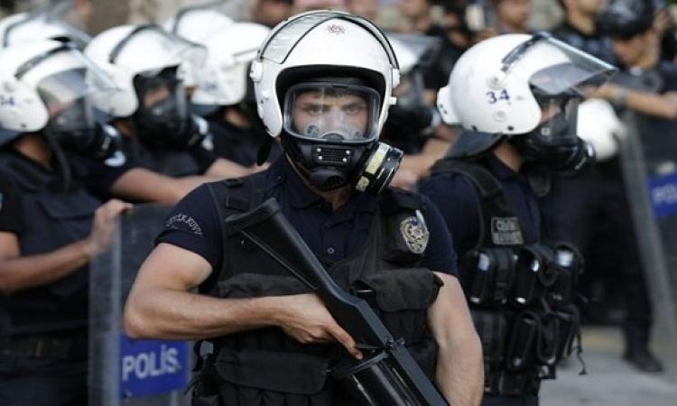 قوات الأمن التركى تلقى القبض على 9 أشخاص تابعين لداعش