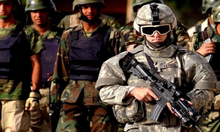 العراق تقضى على 27 إرهابيا شرقى الرمادى بالأنبار