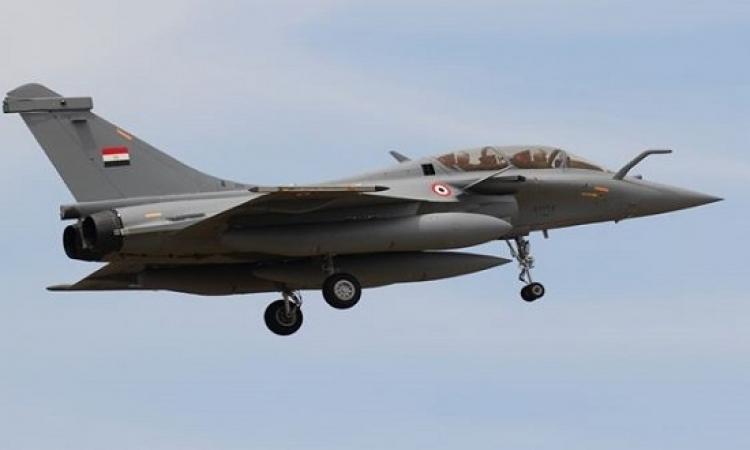 مصر تتسلم أول 3 طائرات رافال من فرنسا