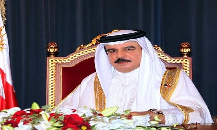 الرئيس السيسى يدعو ملك البحرين لحضور حفل افتتاح قناة السويس