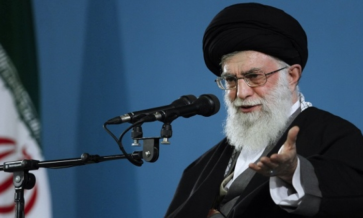 رغم الاتفاق النووى .. مرشد ايران يتوعد امريكا المتغطرسة !!