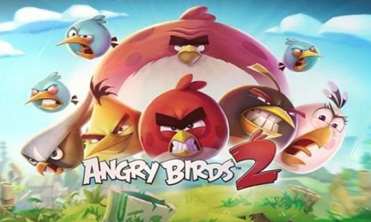 شركة روفيو تطلق الإصدار الثانى من angry birds