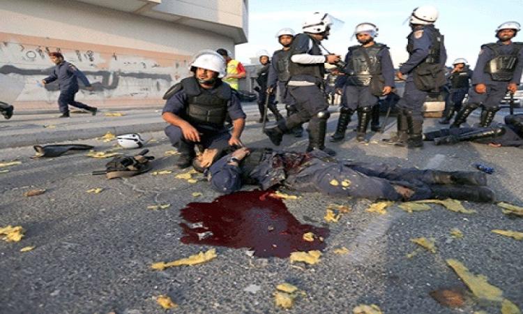البحرين تلمح إلى تورط ايران فى قتل شرطيين فى تفجير جزيرة سترة