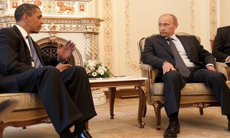 بوتين وأوباما يعربان عن تقديرهما لنتائج مفاوضات إيران النووية