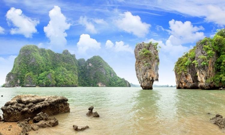 جزر تايلاند الساحرة .. وجمالها الآخاذ