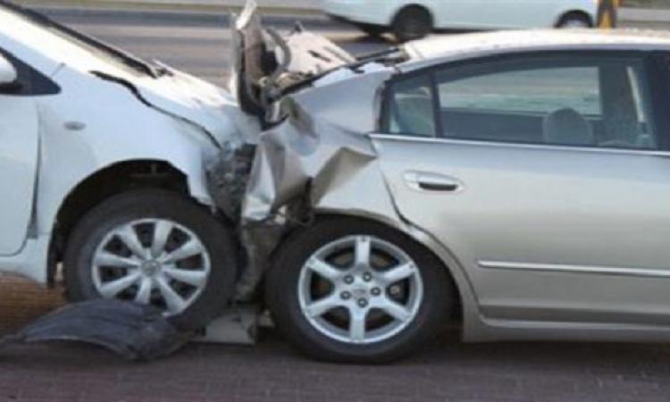 إصابة أردنى فى حادث سير بشبرا